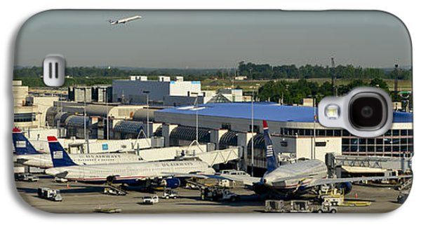 Charlotte Douglas International Airport Galaxy S4 Case by David Oppenheimer
