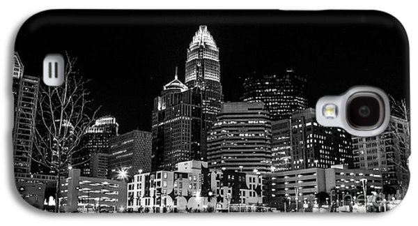 Charlotte The Queen City Galaxy S4 Case