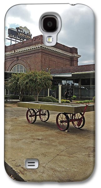 Chattanooga Choo Choo Historic Hotel Site Galaxy S4 Case by Marian Bell