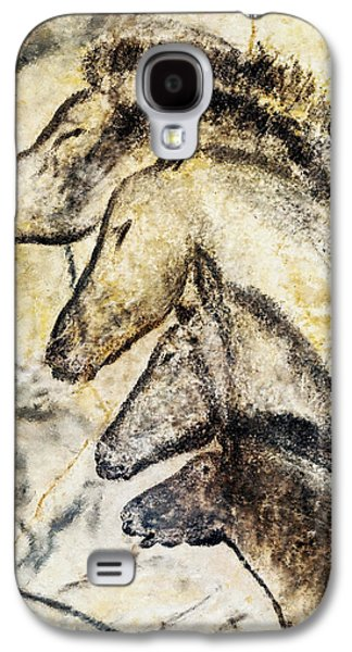 Chauvet Horses Galaxy S4 Case