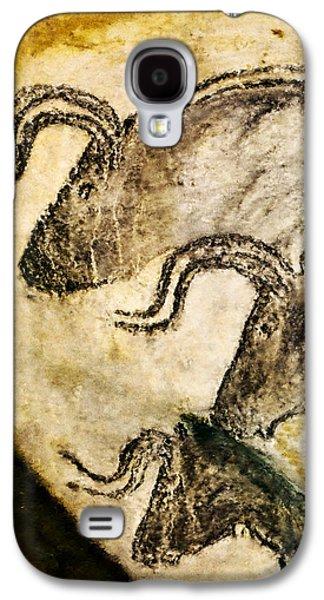 Chauvet - Three Aurochs Galaxy S4 Case