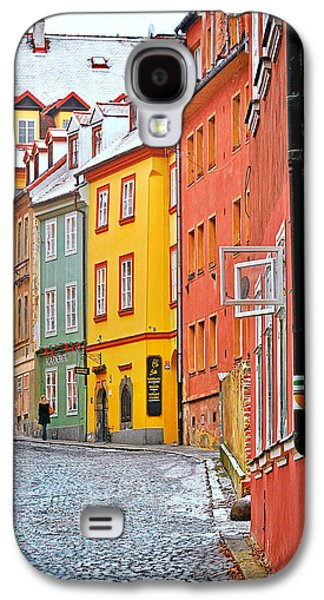 Cheb An Old-world-charm Czech Republic Town Galaxy S4 Case by Christine Till