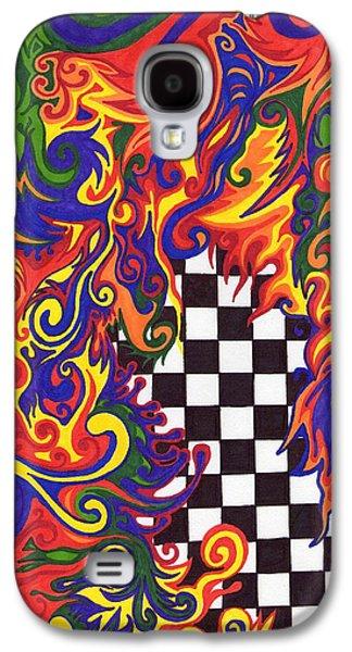 Checkers  Galaxy S4 Case