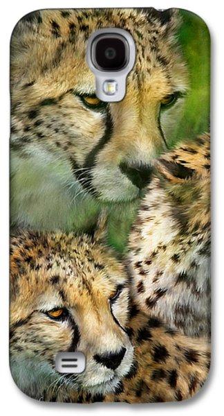 Cheetah Moods Galaxy S4 Case
