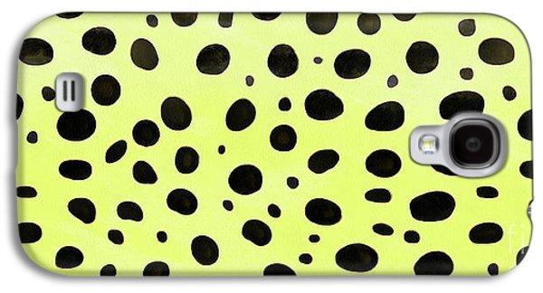 Cheetah Skin Mug Galaxy S4 Case