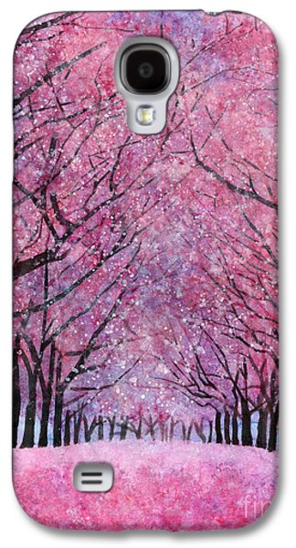 Cherry Blast Galaxy S4 Case