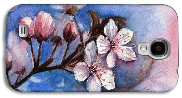 Cherry Blossoms  Galaxy S4 Case