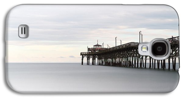 Cherry Grove Pier II Galaxy S4 Case by Ivo Kerssemakers