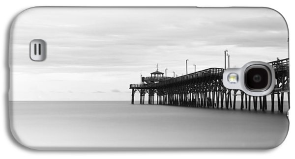 Cherry Grove Pier Galaxy S4 Case by Ivo Kerssemakers