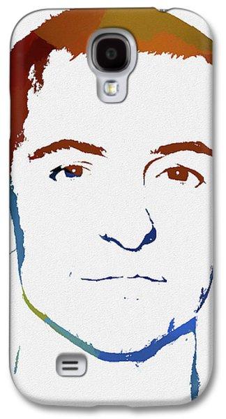 Chester Bennington Color Tribute Galaxy S4 Case