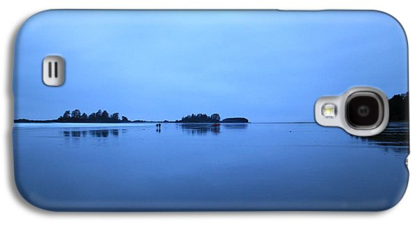 Chesterman Spatial Blues Galaxy S4 Case