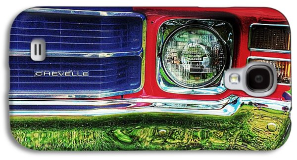 Chevelle Galaxy S4 Case by Jame Hayes