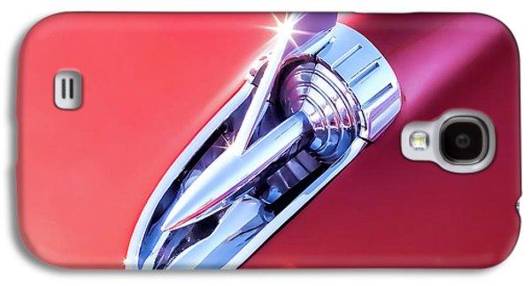 Chevy Bel Air Hood Rocket Galaxy S4 Case