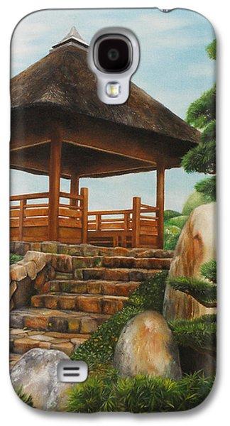 Hong Kong Galaxy S4 Case - Chi Lin Nunnery Hong Kong by Kathleen Wong