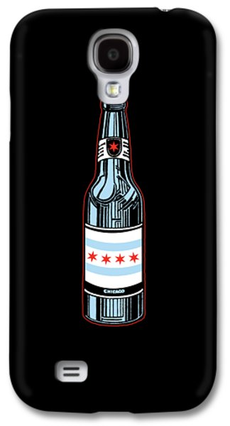 Chicago Beer Galaxy S4 Case by Mike Lopez