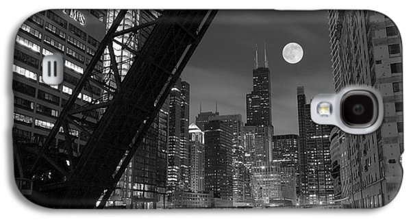 Chicago Pride Of Illinois Galaxy S4 Case