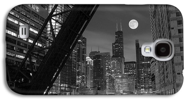 Chicago Pride Of Illinois Galaxy S4 Case by Frozen in Time Fine Art Photography