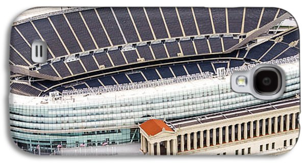 Chicago Soldier Field Aerial Photo Galaxy S4 Case