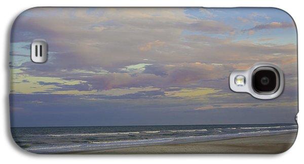 Chiffon Sunset Galaxy S4 Case