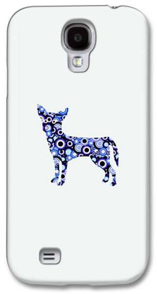 Chihuahua - Animal Art Galaxy S4 Case