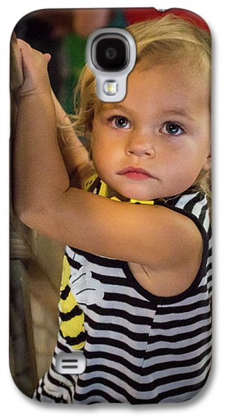 Galaxy S4 Case featuring the photograph Child In The Light by Bill Pevlor