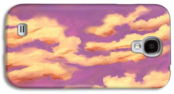 Childhood Memories - Sky And Clouds Collection Galaxy S4 Case
