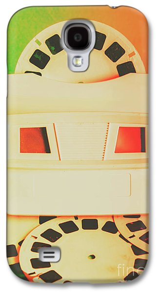 Childhood Memory Flashback Galaxy S4 Case