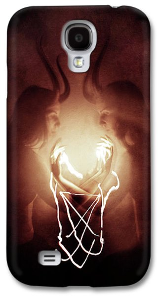 Magician Galaxy S4 Case - Children Of Fire by Cambion Art