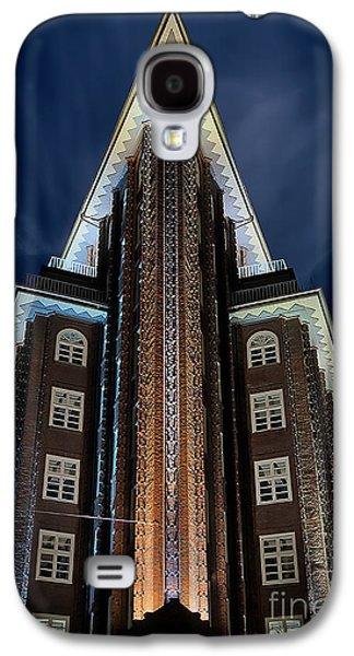 Chilehaus, Hamburg Galaxy S4 Case by Nichola Denny