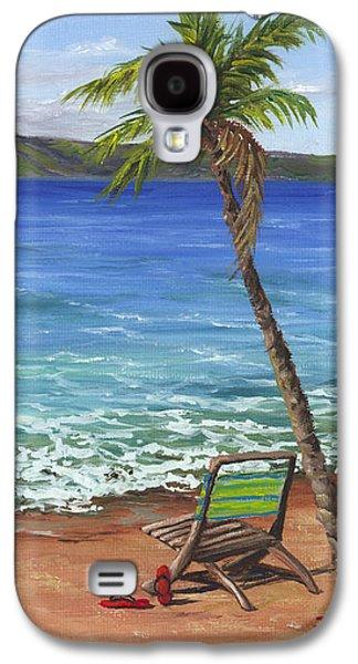 Chillaxing Maui Style Galaxy S4 Case