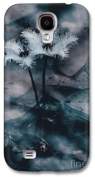 Chilling Blue Lagoon Details Galaxy S4 Case by Jorgo Photography - Wall Art Gallery