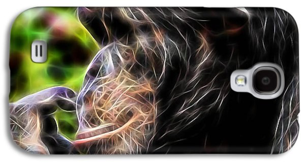 Chimpanzee Collection Galaxy S4 Case