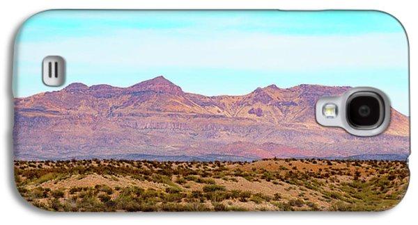Chinati Range Galaxy S4 Case by Steven Green