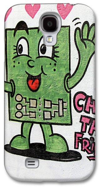 Chip The Friend Galaxy S4 Case