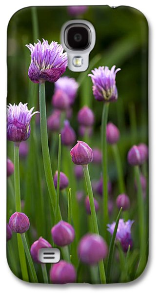 Chives Galaxy S4 Case by Patrick Downey
