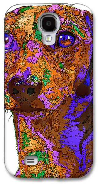 Chloe. Pet Series Galaxy S4 Case