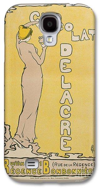 Chocolat Delacre Galaxy S4 Case by MotionAge Designs