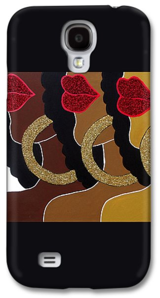 Chocolate 2 Honey Galaxy S4 Case by Kimberly Lewis