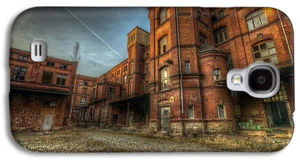 Chocolate Factory Galaxy S4 Case by Nathan Wright