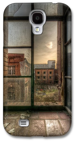 Chocolate Sunset Galaxy S4 Case by Nathan Wright