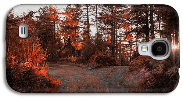 Choose The Road Less Travelled Galaxy S4 Case