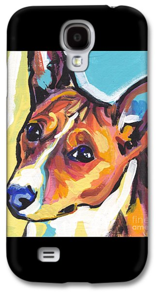 Chortle Baby Galaxy S4 Case by Lea S
