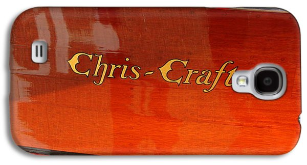 Chris Craft Logo Galaxy S4 Case