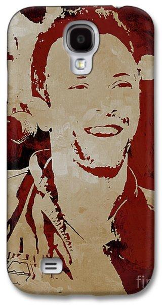Chris Martin Coldplay Galaxy S4 Case