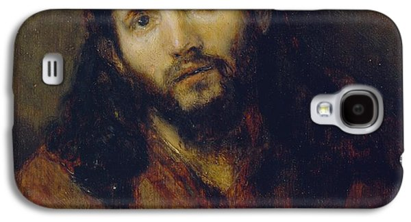 Christ Galaxy S4 Case by Rembrandt Harmensz van Rijn
