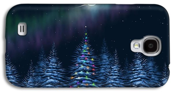 Christmas Eve Galaxy S4 Case