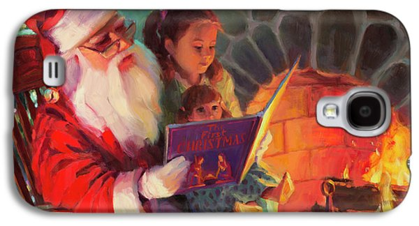 Christmas Story Galaxy S4 Case