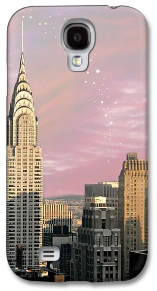 Chrysler 101 Galaxy S4 Case by Diana Angstadt