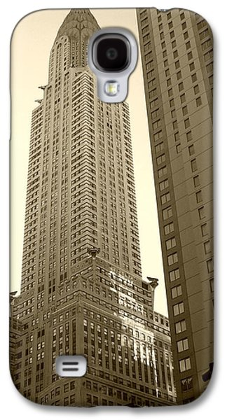Chrysler Building Galaxy S4 Case by Debbi Granruth