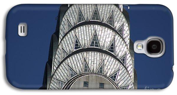 Chrysler Building Galaxy S4 Case